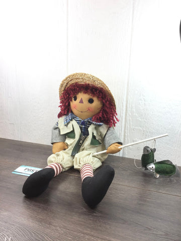 Fishing Doll
