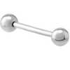 Titanium Threadless micro barbell (TPBB)