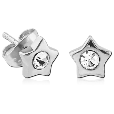 Sterling Silver ear studs (SER5-CR)