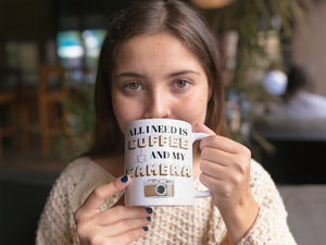 coffee mug for camera lovers