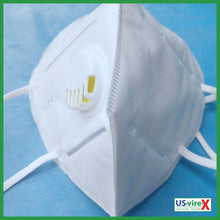 Load image into Gallery viewer, 1 unit of N95 5 Layers Mask with Respirator Reusable