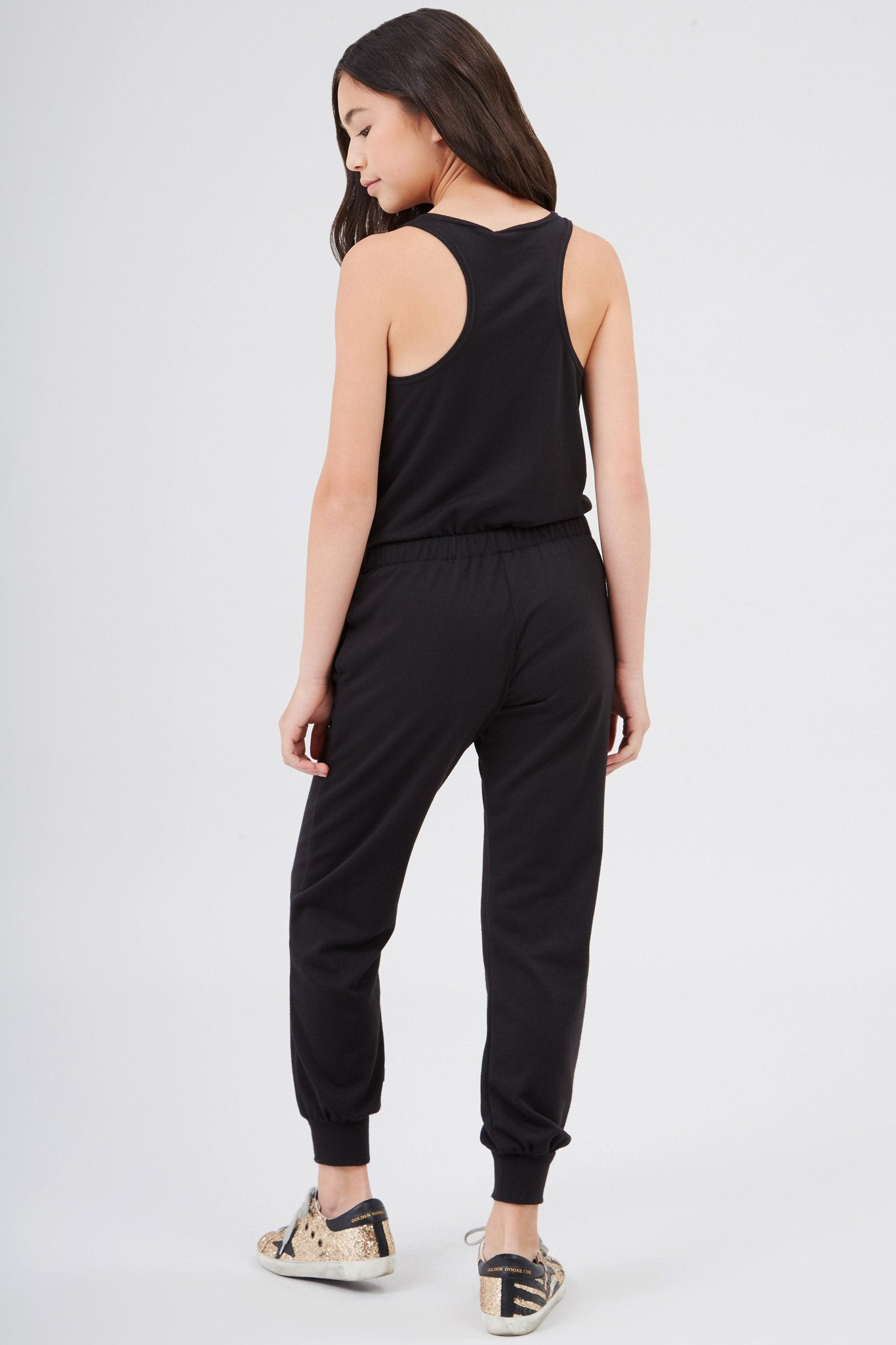 Girls Zip It Jumpsuit