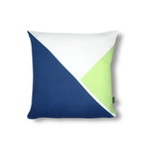 Triangle - Navy/Green
