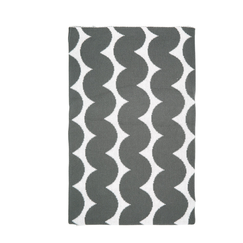 NEW Wave Blanket - Grey