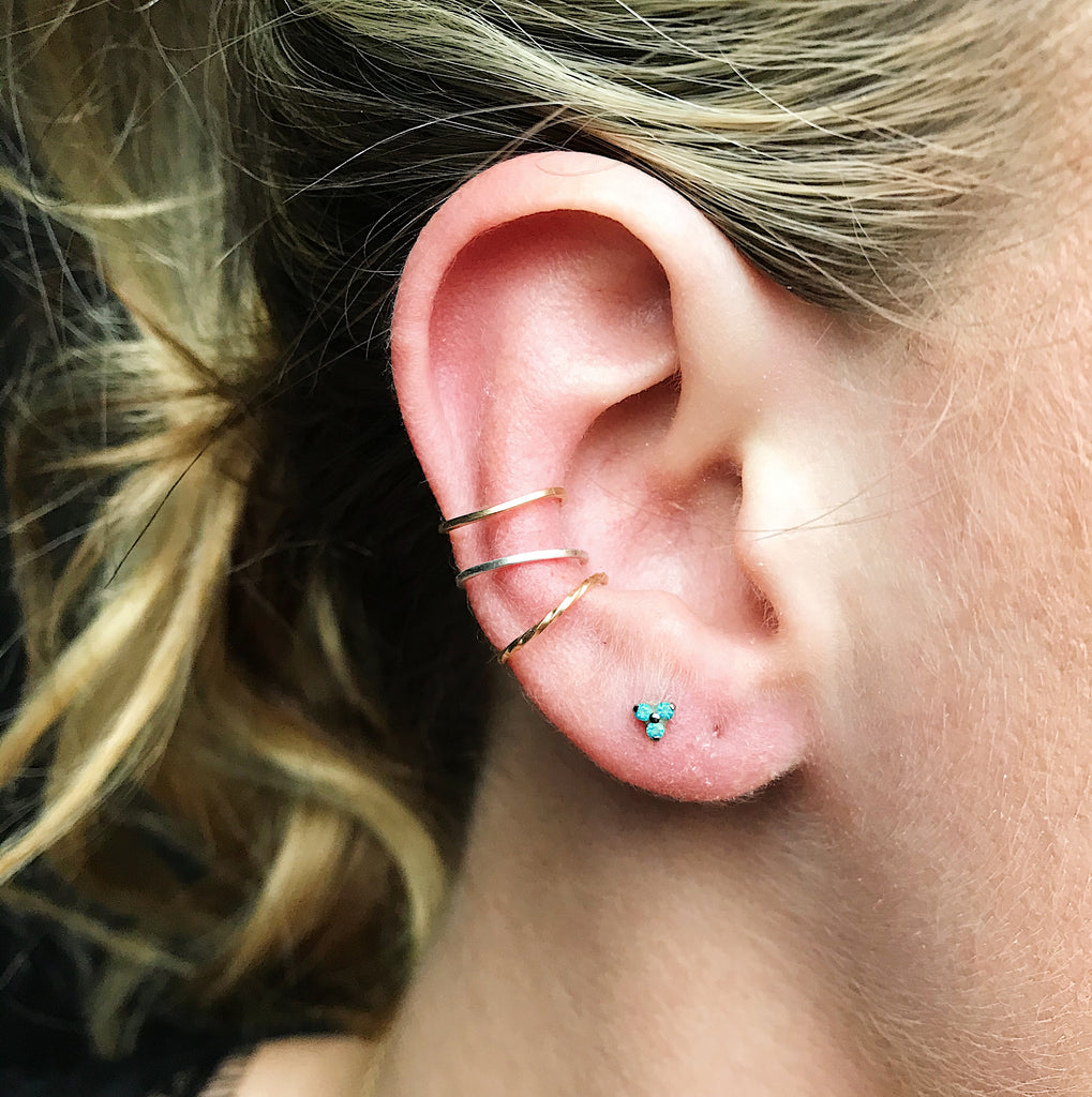Sleek Ear Cuff