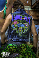 ONE OFF Leader of the Pack sewer kid vest ON SALE!!