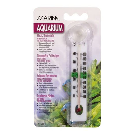 MARINA PLASTIC THERMOMETER WITH SUCTION