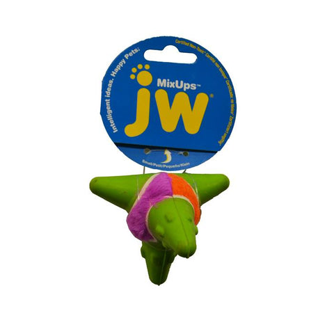 JW MIXUPS ARROW BALL DOG TOY (SMALL)