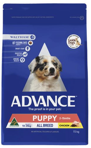 ADV PUPPY - PLUS GROWTH 15KG