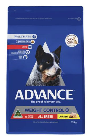ADV DOG - WEIGHT CONTROL ALL BREED 13KG
