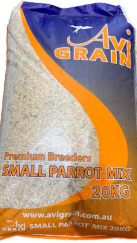 SMALL PARROT 20KG
