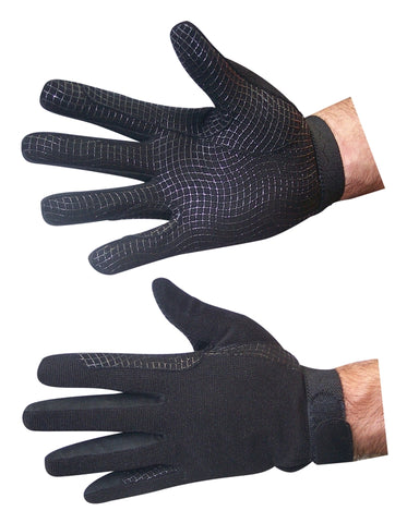 SHOWCRAFT WEBGRIP GLOVES BLACK/LARGE