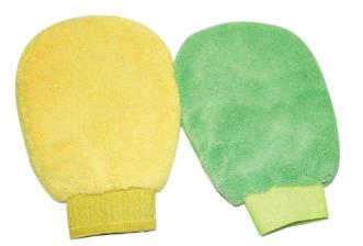 MICROFIBRE FINISHING OFF MITT