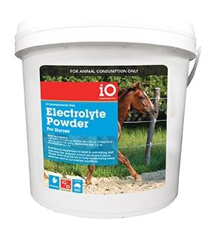 iO ELECTROLYTE POWDER 15KGS
