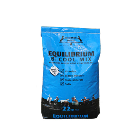 EQUILIBRIUM B1 COOL MIX 22KG BLUE