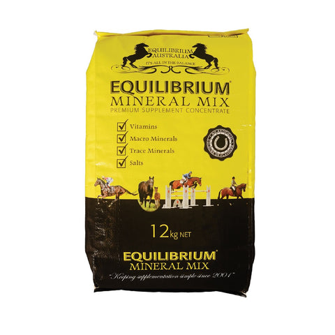 EQUILIBRIUM MINERAL MIX 12KG YELLOW