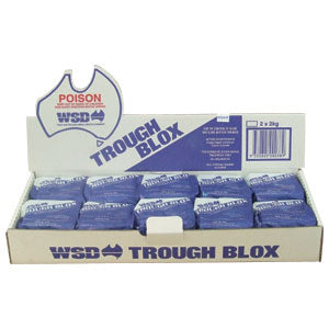 WSD TROUGH BLOX 200G