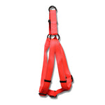DOG HARNESS REFLECTIVE 51-70CM ORANGE