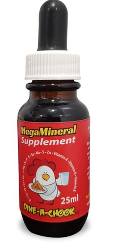 DINEACHOOK MEGA MINERALS 25ML