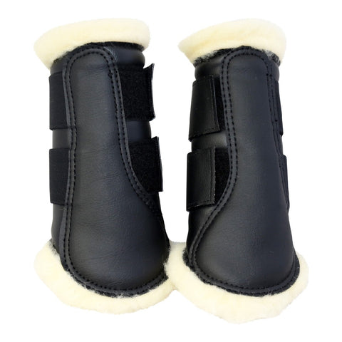 SHOWCRAFT FRONT BOOTS WITH LAMB WOOL (COB)