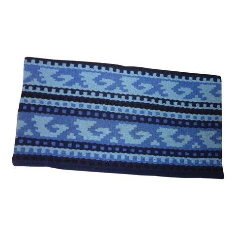 DIABLO SADDLE CLOTH SHADES OF BLUE