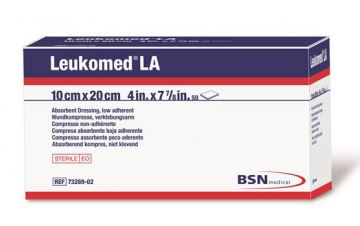 BSN LEUKOMED LA 10X20CM (EACH)