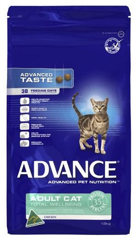 ADV CAT - CHICKEN 3KG