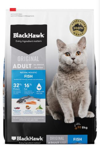 BLACKHAWK CAT - FISH 1.5KG