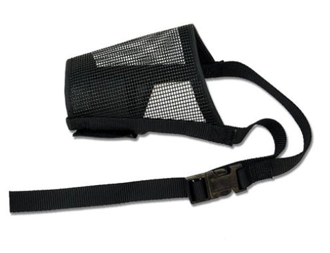 ADJUSTABLE DOG MUZZLE XL