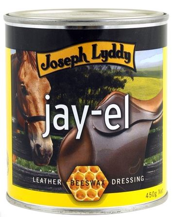 LYDDY JAY-EL BEESWAX DRESSING 450GM