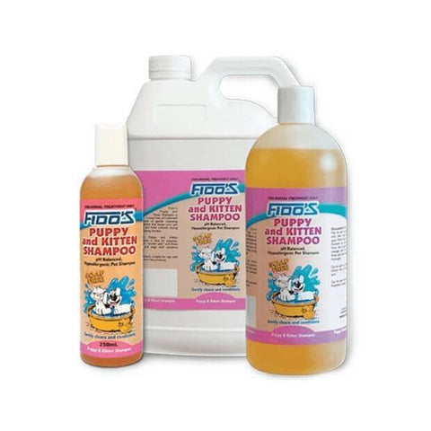 FIDO'S PUPPY AND KITTEN SHAMPOO 500ML