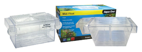 GUPPY BREEDING TANK MIDI FLOAT 19.95X10.5X10