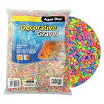 DECORATIVE GRAVEL NEON 2KG