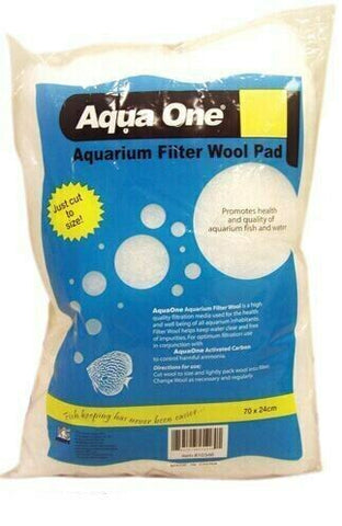 FILTER WOOL COARSE 70*24CM BAG