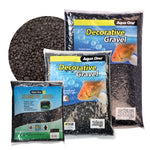 DECORATIVE GRAVEL BLACK 2KG