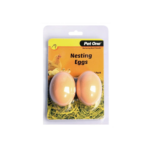 NESTING EGGS - PACK OF 2