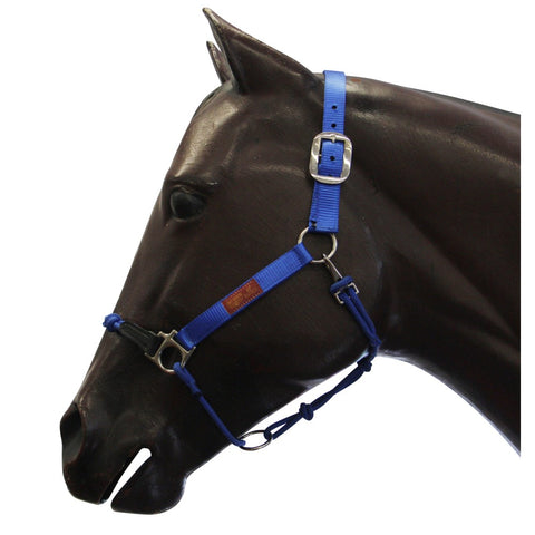 FORT WORTH HYBRID HALTER FULL BLUE