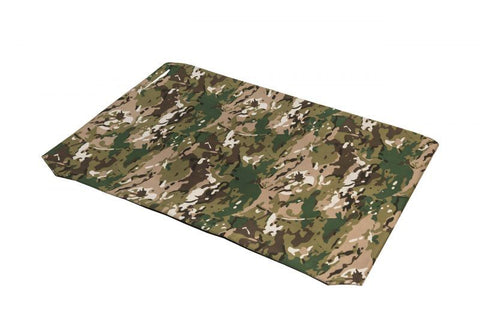 CAMO DOG BED COVER (JUMBO)