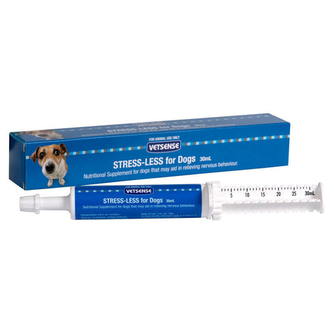 STRESS-LESS FOR DOGS 30G