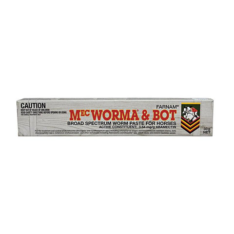 MECWORMA AND BOT