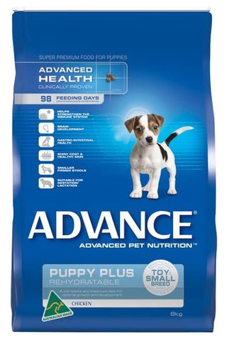 ADV PUPPY - TOY SMALL BREED CHICKEN (PREV REHYDRATE)3KG