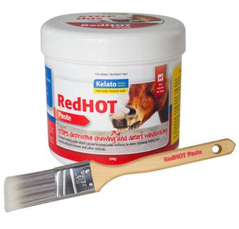 KELATO RED HOT PASTE 500GM