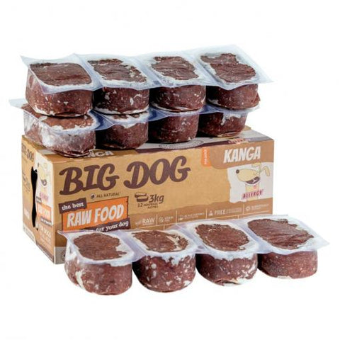 BD DOG - KANGAROO (SINGLE PROTEIN RANGE)