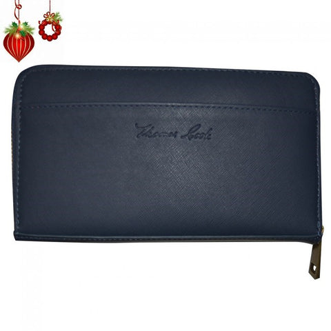 TC LONG WALLET NAVY