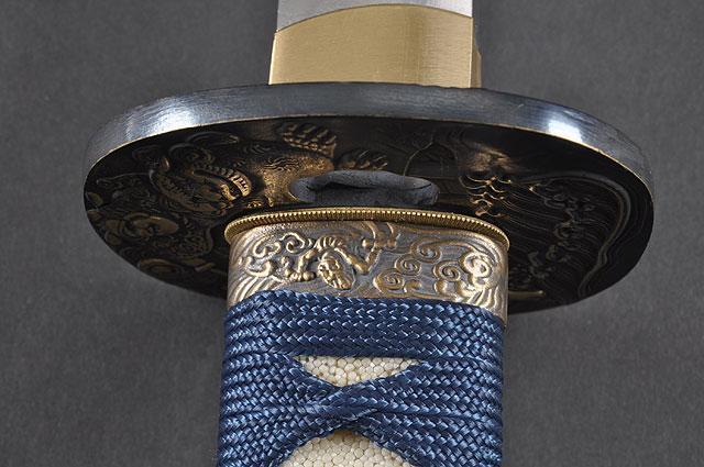 FULLY HANDMADE PRACTICAL JAPANESE SAMURAI KATANA SWORDS - buyblade