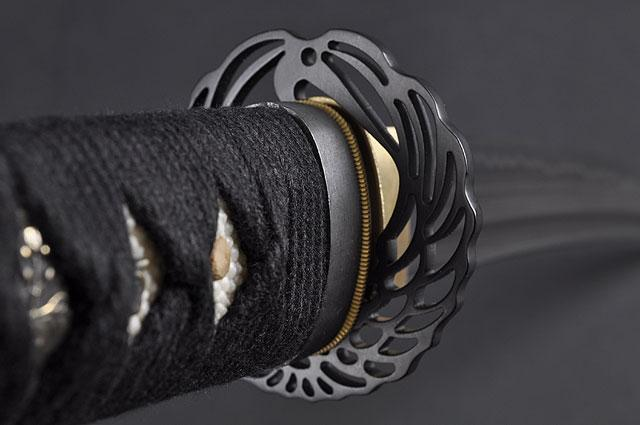 FULLY HAND FORGED FULL TANG JAPANESE SAMURAI TANTO SWORD - buyblade
