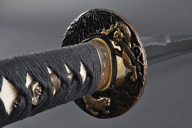 FULLY HAND FORGED PRACTICAL JAPANESE SAMURAI KATANA SWORD - buyblade