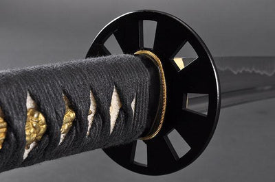 FULLY HAND FORGED FULL TANG JAPANESE SAMURAI KATANAS SWORDS - buyblade