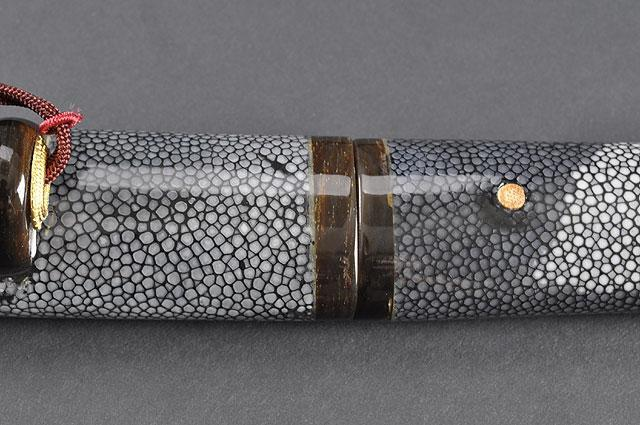 FULLY HAND FORGED CLAY TEMPERED JAPANESE SAMURAI TANTO SWORD - buyblade