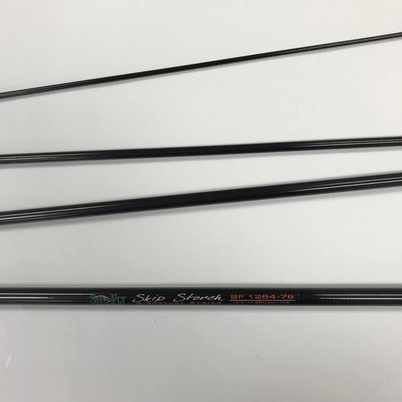 Shu-Fly 12 ft 6 In 4 Piece 7/8 Wt.  Blank Spey Fly Rod
